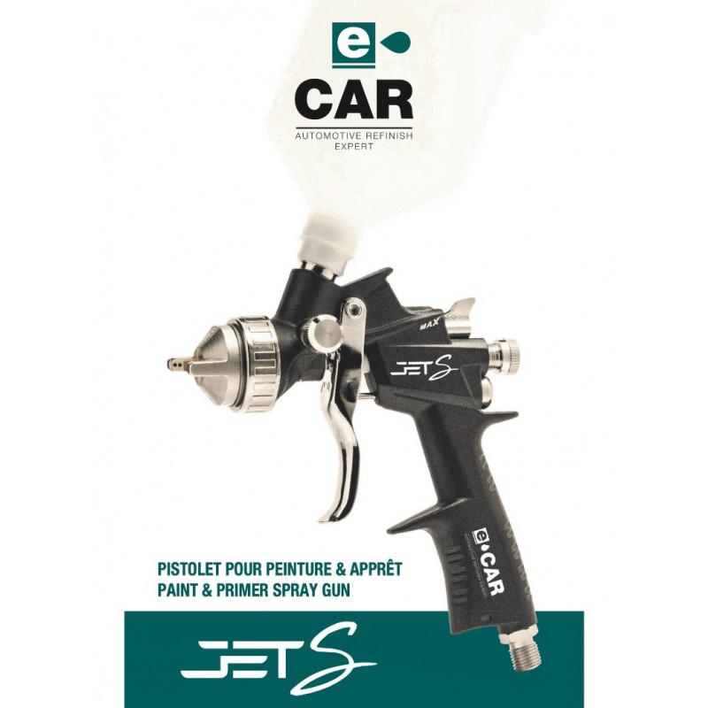 Pistolet Peinture ECAR Jet S